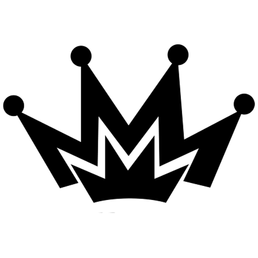 detail king crown logo